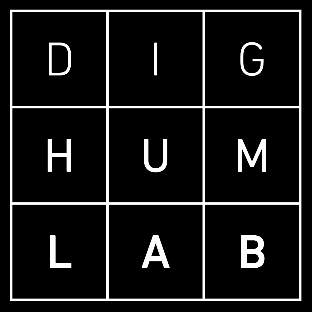Dighumlab Cube White Black