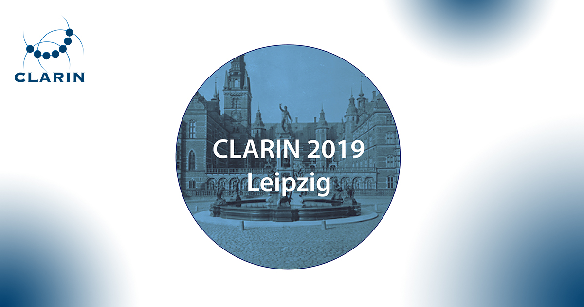CLARIN Annual Conference 2019, Germany