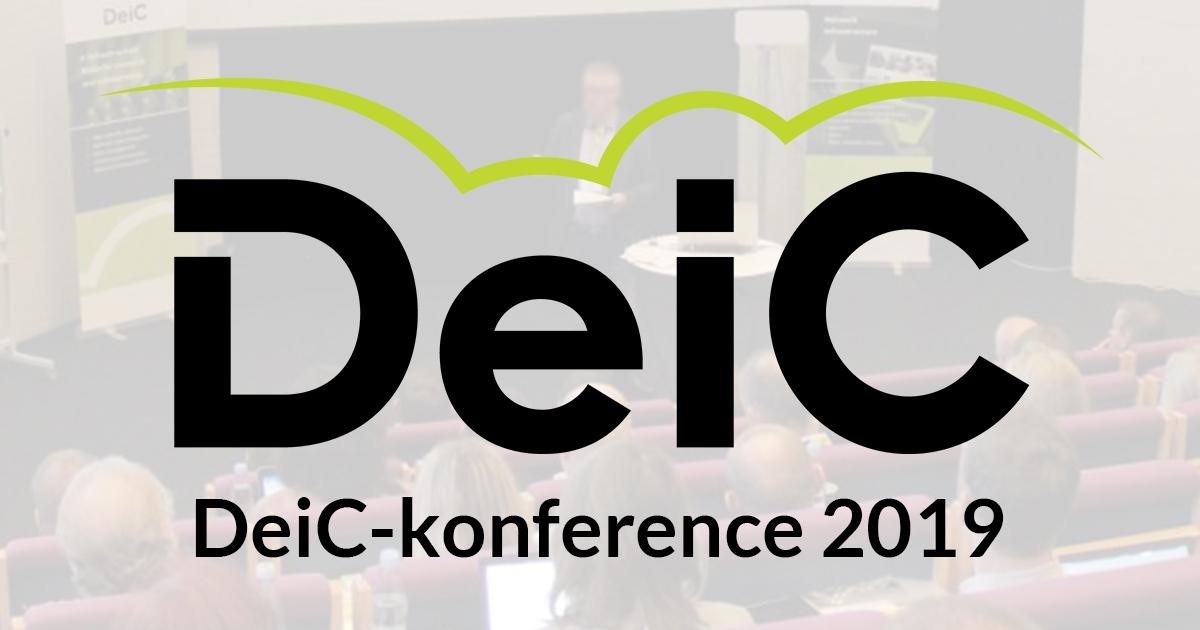 DeiC conference 2019, Fredericia