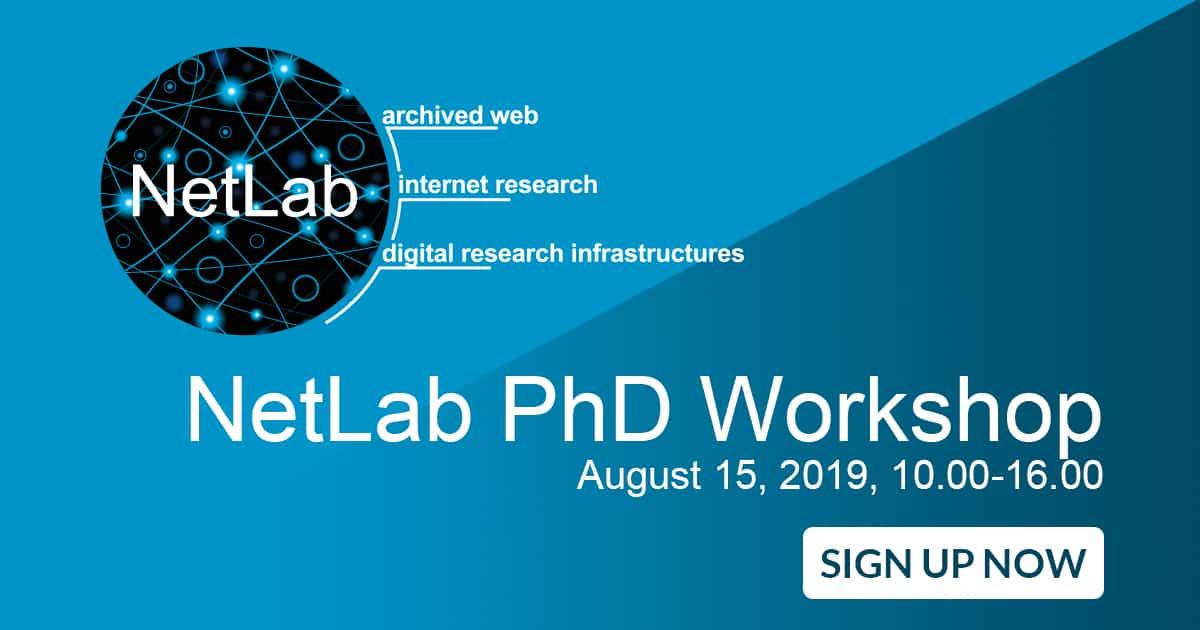 NetLab PhD workshop, Aarhus