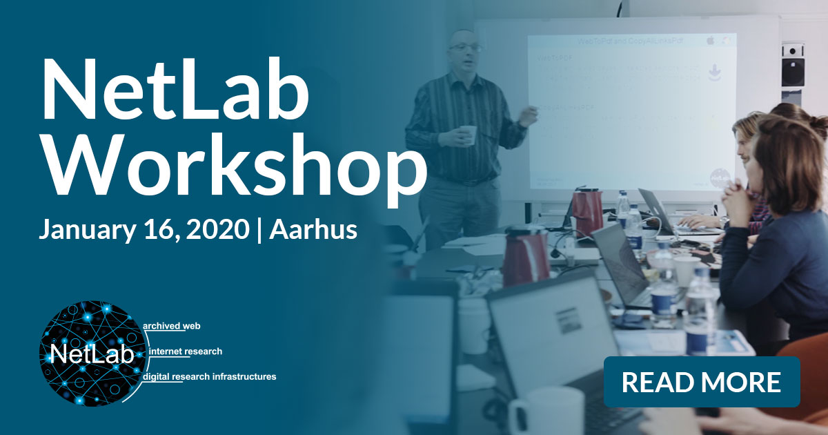 NetLab Workshop, January 16 2020, Aarhus