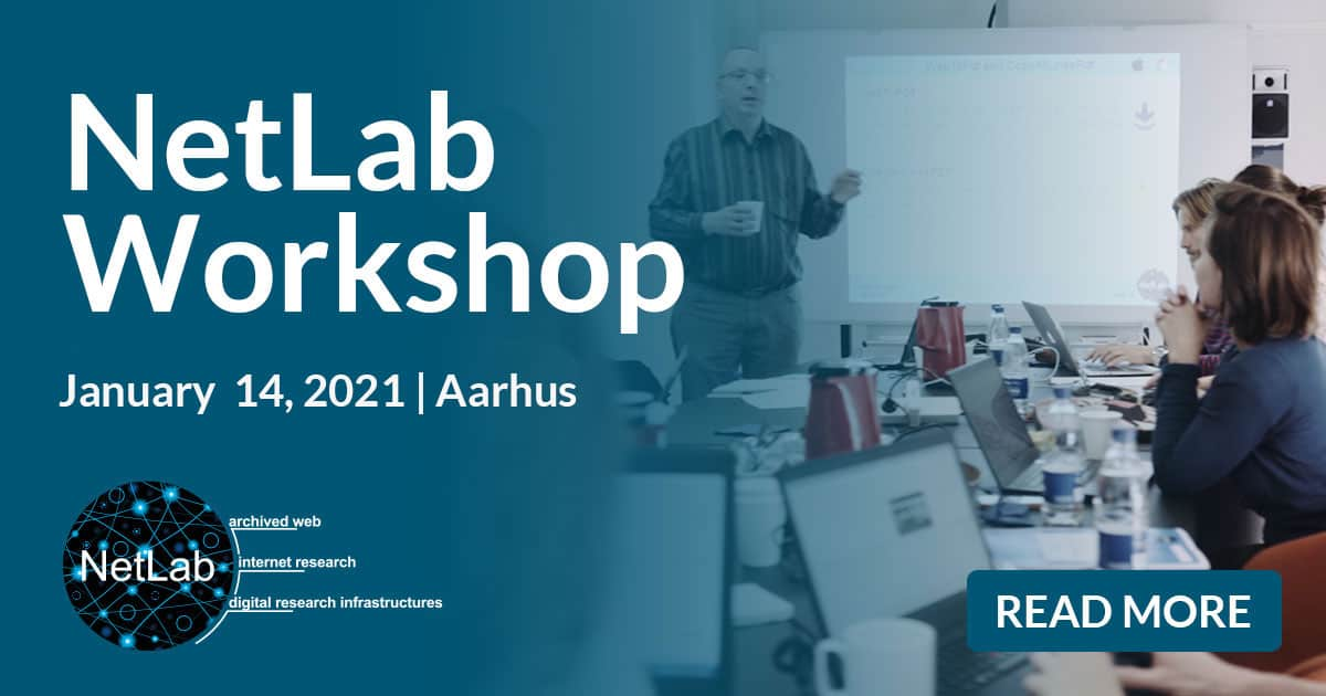 NetLab Workshop, January 14 2021, Aarhus