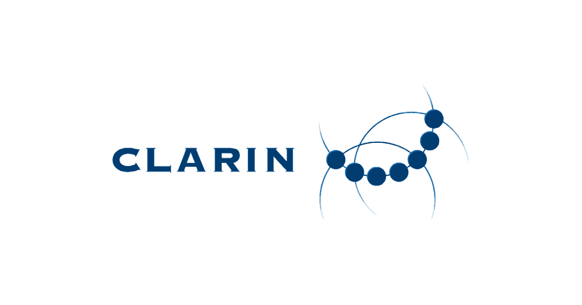 CLARIN and Libraries: Interoperability of Text Platforms for Digital Libraries, 15 October, virtual