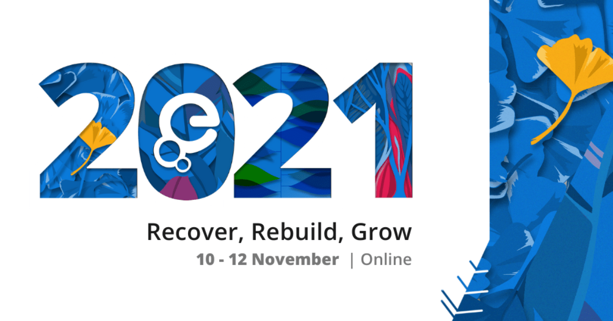 Save the date! Recover, Rebuild, Grow, Europeana 2021, November 8-12 2021 (virtual)